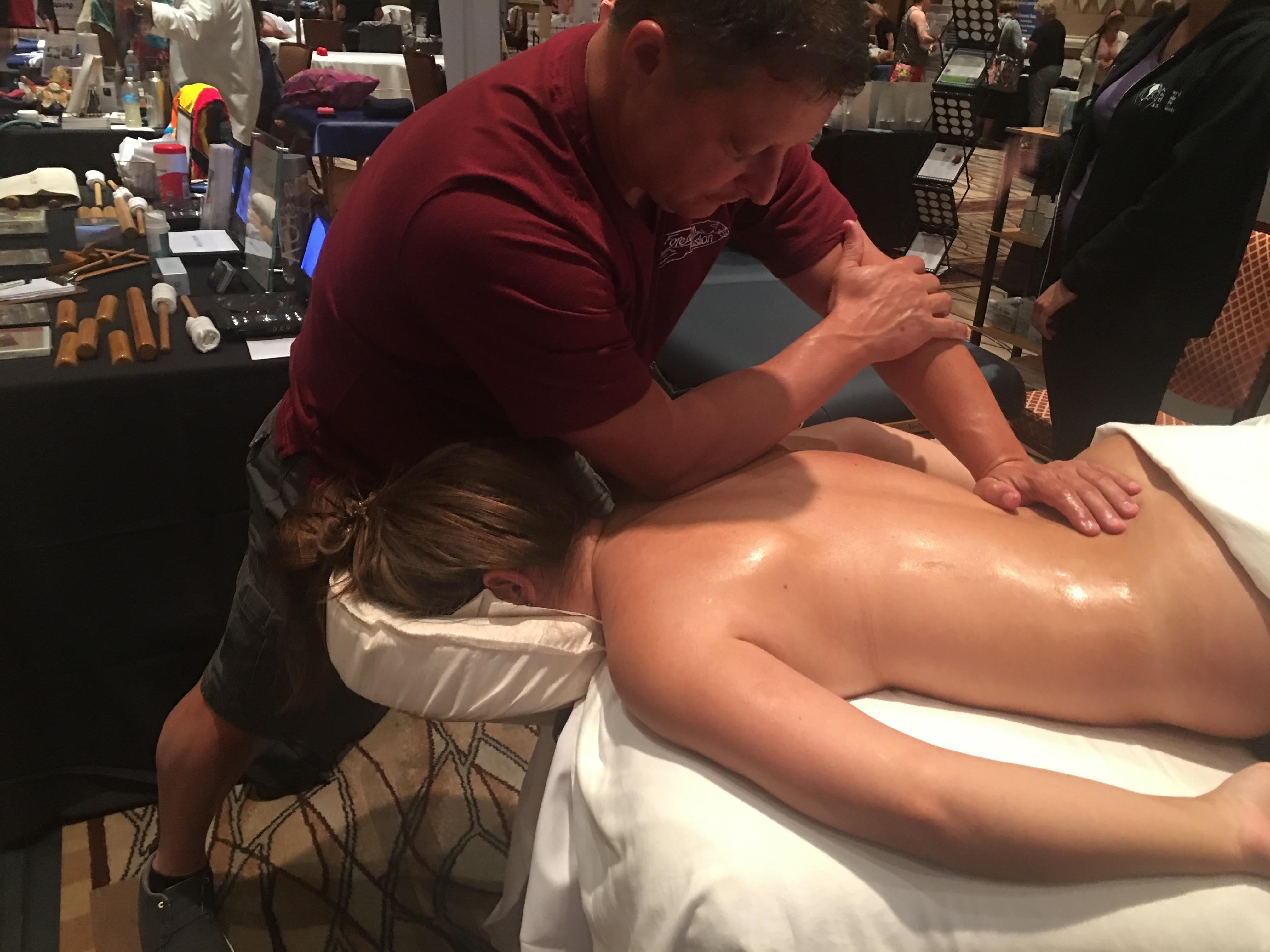 World Massage Festival Gallery